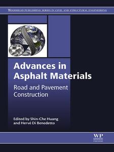 Ebook in inglese Advances in Asphalt Materials