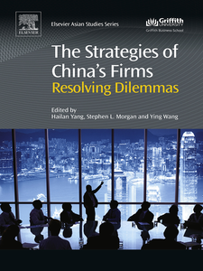 Ebook in inglese The Strategies of China's Firms -, -