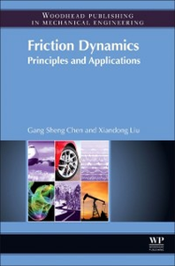 Ebook in inglese Friction Dynamics Chen, Gang Sheng , Liu, Xiandong