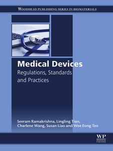 Ebook in inglese Medical Devices Liao, Susan , Ramakrishna, Seeram , Teo, Wee Eong , Tian, Lingling