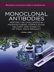 Foto Cover di Monoclonal Antibodies, Ebook inglese di Steven Shire, edito da Elsevier Science