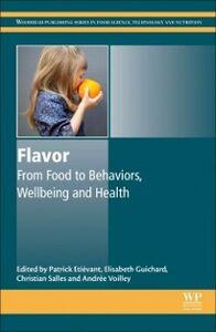 Foto Cover di Flavor, Ebook inglese di  edito da Elsevier Science