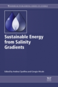 Ebook in inglese Sustainable Energy from Salinity Gradients -, -