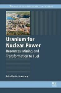 Ebook in inglese Uranium for Nuclear Power