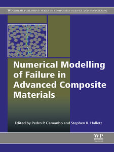 Ebook in inglese Numerical Modelling of Failure in Advanced Composite Materials -, -