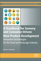Handbook for Sensory and Consumer-Driven New Product Development