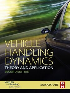 Ebook in inglese Vehicle Handling Dynamics Abe, Masato