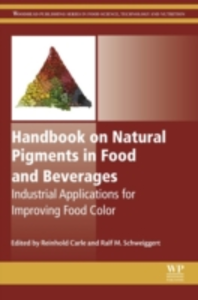 Ebook in inglese Handbook on Natural Pigments in Food and Beverages -, -