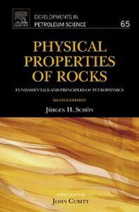 Ebook in inglese Physical Properties of Rocks Schon, Juergen H.