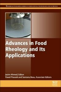 Ebook in inglese Advances in Food Rheology and Its Applications