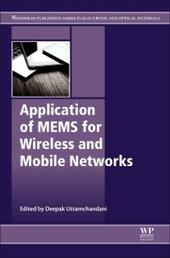 Wireless MEMS Networks and Applications
