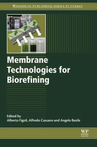 Ebook in inglese Membrane Technologies for Biorefining -, -