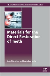 Ebook in inglese Materials for the Direct Restoration of Teeth Czarnecka, Beata , Nicholson, John