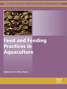 Ebook in inglese Feed and Feeding Practices in Aquaculture -, -