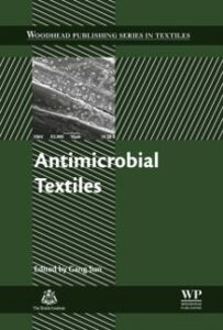 Ebook in inglese Antimicrobial Textiles -, -