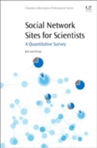 Ebook in inglese Social Network Sites for Scientists Ortega, Jose Luis