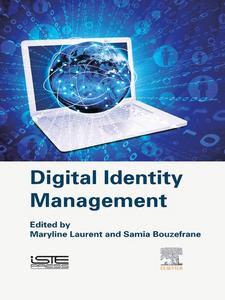 Ebook in inglese Digital Identity Management Bouzefrane, Samia , Laurent, Maryline