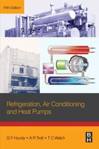Foto Cover di Refrigeration, Air Conditioning and Heat Pumps, Ebook inglese di G F Hundy, edito da Elsevier Science