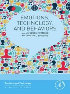 Foto Cover di Emotions, Technology, and Behaviors, Ebook inglese di  edito da Elsevier Science