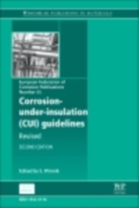 Ebook in inglese Corrosion Under Insulation (CUI) Guidelines -, -