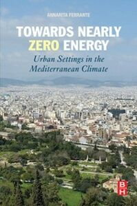 Foto Cover di Towards Nearly Zero Energy, Ebook inglese di Annarita Ferrante, edito da Elsevier Science