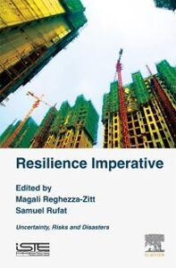 Ebook in inglese Resilience Imperative Reghezza-Zitt, Magali , Rufat, Samuel