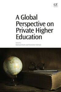 Foto Cover di Global Perspective on Private Higher Education, Ebook inglese di  edito da Elsevier Science