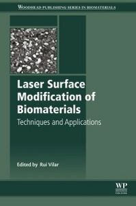 Ebook in inglese Laser Surface Modification of Biomaterials -, -