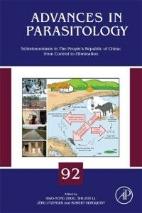 Ebook in inglese Schistosomiasis in the People's Republic of China: from Control to Elimination -, -