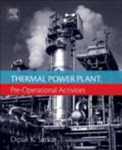 Ebook in inglese Thermal Power Plant Sarkar, Dipak