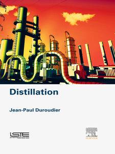 Foto Cover di Distillation, Ebook inglese di Jean-Paul Duroudier, edito da Elsevier Science