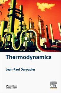 Foto Cover di Thermodynamics, Ebook inglese di Jean-Paul Duroudier, edito da Elsevier Science
