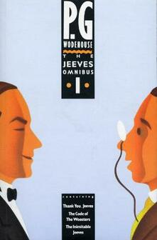 The Jeeves Omnibus - Vol 1: (Jeeves & Wooster) - P. G. Wodehouse - cover