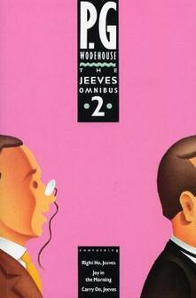 The Jeeves Omnibus - Vol 2: (Jeeves & Wooster) - P. G. Wodehouse - cover