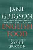 Libro in inglese English Food Jane Grigson