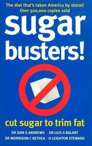 Sugar Busters! - Leighton Stewart,etc. - cover