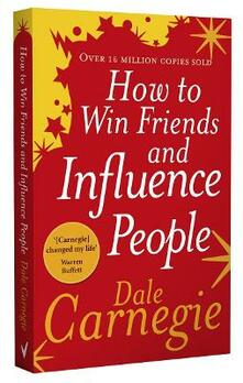 How to win friends and influence people - Dale Carnegie - copertina