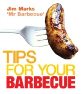 Tips for Your Barbecue - Jim Marks - cover