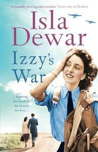 Izzy's War - Isla Dewar - cover