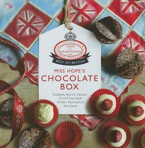 Miss Hope's Chocolate Box - Hope and Greenwood - cover