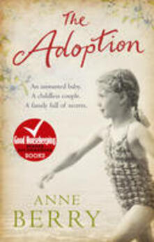 The Adoption - Anne Berry - cover
