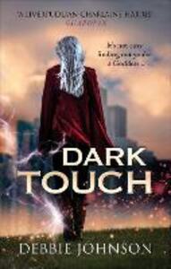 Dark Touch - Debbie Johnson - cover