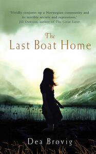 The Last Boat Home - Dea Brovig - cover
