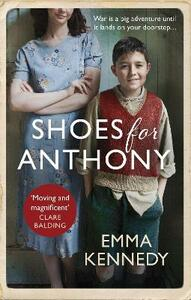Shoes for Anthony - Emma Kennedy - cover