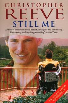 Still Me - Christopher Reeve - cover