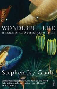 Wonderful Life - Stephen Jay Gould - cover