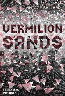 Vermilion Sands - J G Ballard - cover