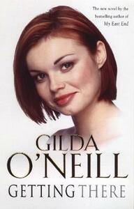 Getting There - Gilda O'Neill - cover