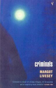 Criminals - Margot Livesey - cover