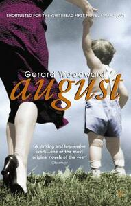 August - Gerard Woodward - cover